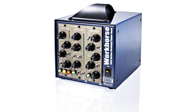 Lindell Audio PEX-500 Equaliser