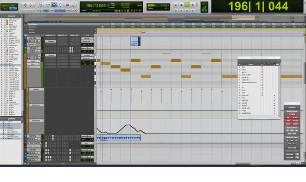 New audio editing features allow complex time-stretching and transposing