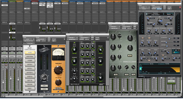 Le nouveau plug-in Automatic Retro Transformer est un bit crusher complexe