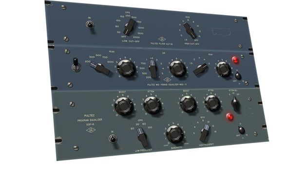 UAD Pultec Passive EQ Collection