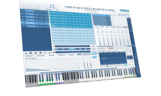 VSL Dimension Strings