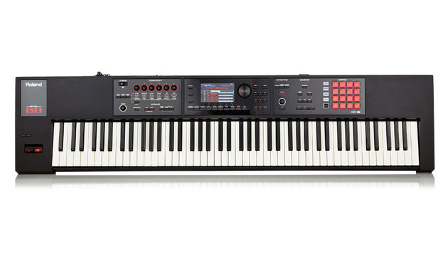 Roland FA-08 Synth review