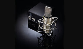 26 microphones for recording vocals