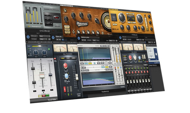 These aren't new plug-ins, but they are hand-picked as particularly suited to electronic dance music production