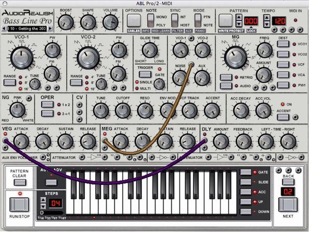 AudioRealism Bass Line Pro (ABL Pro)