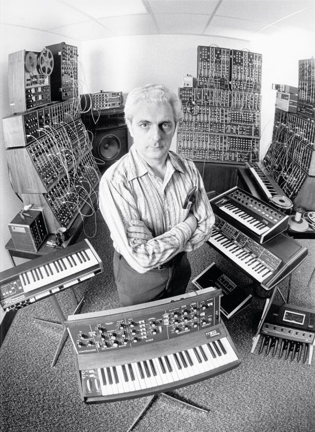 The Little Phatty was the last synth overseen by Bob Moog before he died
