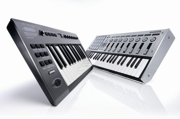 The MicroKontrol has a whopping 32 keys