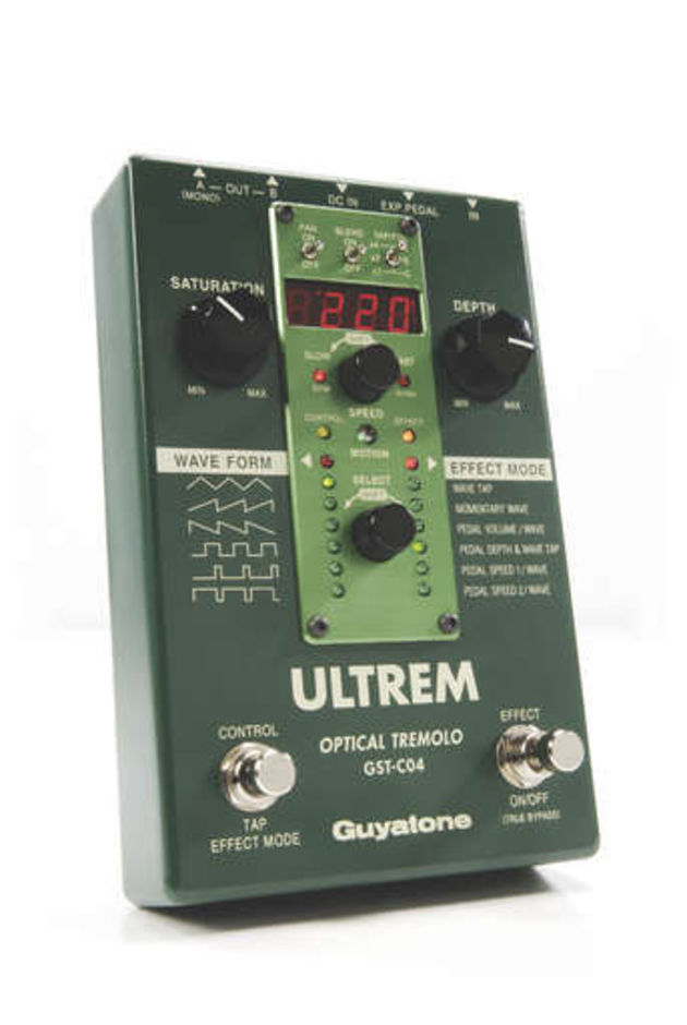 The Ultrem just might be the best pedal of its type