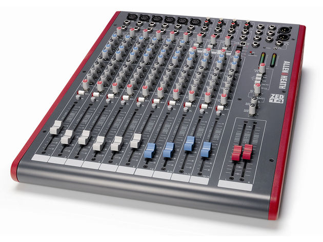 The ZED 14 is ideal for studio or live use