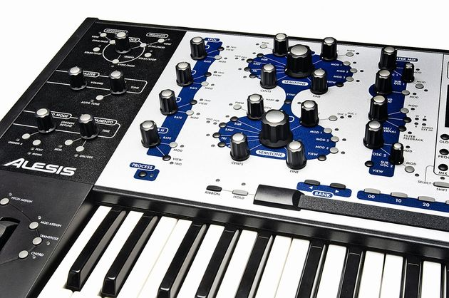 The Andromoda provides endless combinations of modulation options