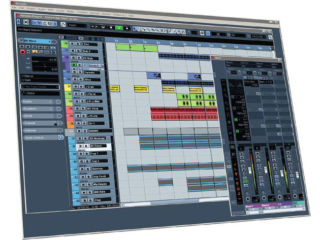 Nuendo 4.0 is much more than a souped-up version of Cubase.
