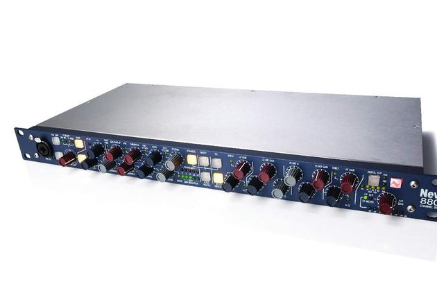 The 8801 is a mono mic/line preamplifier.