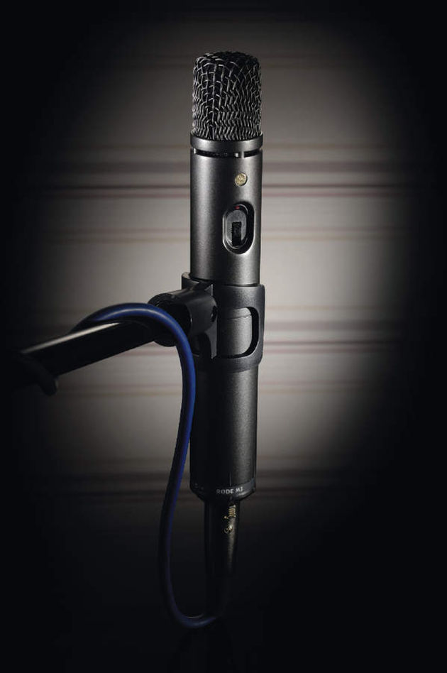 The Rode M3: an ideal first microphone.