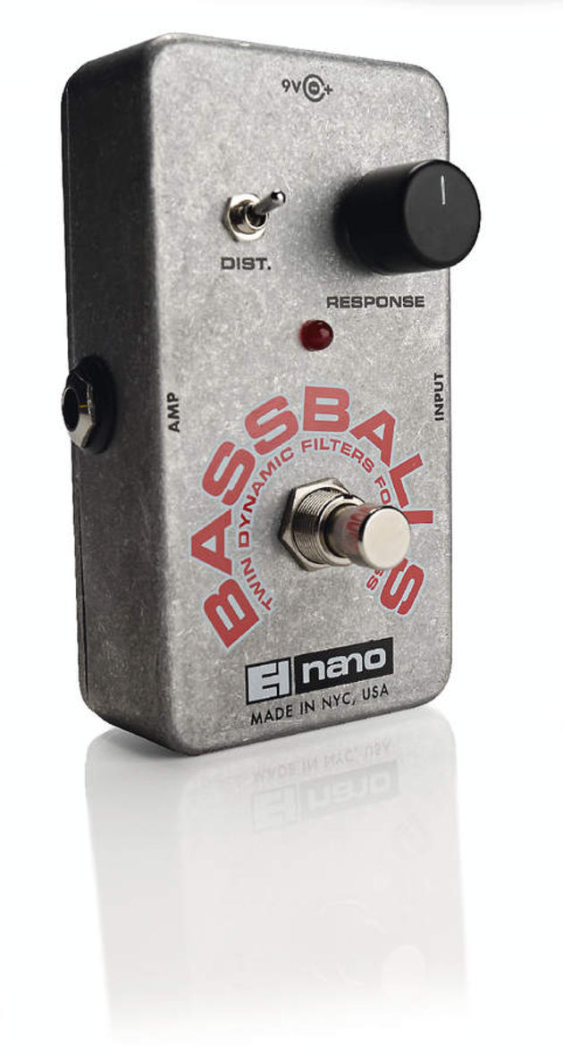 Bassballs: great for that funky vibe!