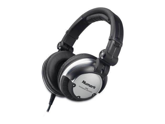Numark's PHX DJ headphones.