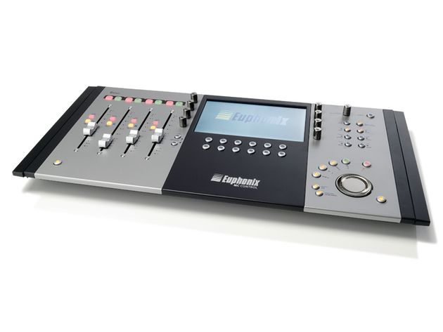 The MC Control improves on the MC Mix by adding a touchscreen.