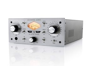 Buy Universal Audio 710 preamp, get UAD2 Solo free