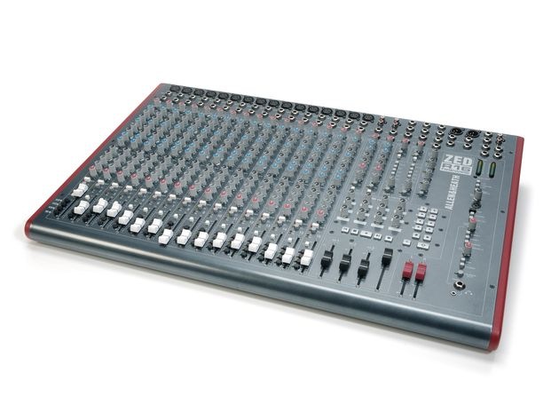 The ZED16 will do a job for you on stage and in the studio.