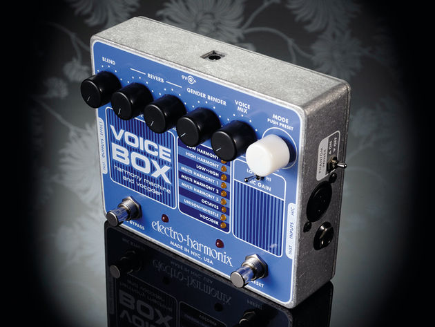 The quality of the vocoder alone makes the Voice Box worth considering.