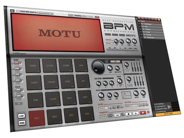 BPM: something like a software MPC.
