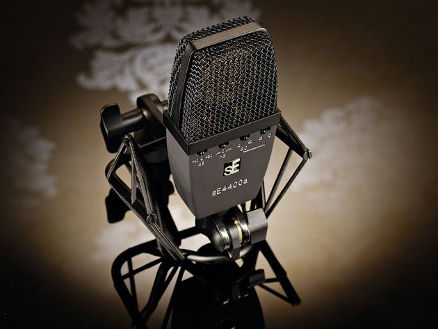 You can record just about anything with the sE440a.