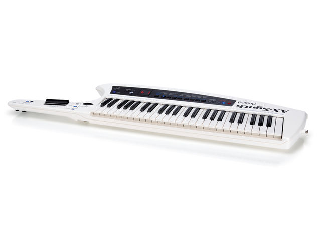 Roland isn't calling the AX-Synth a keytar, but everyone else is.
