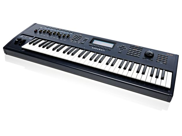 Kurzweil hasn't attempted to do anything new with the PC361's design.