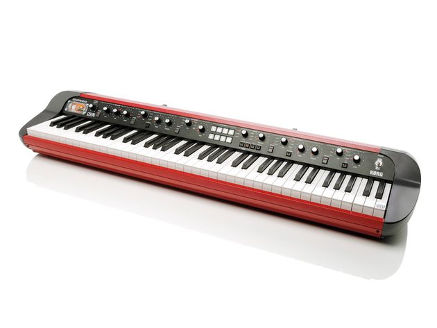 The SV-1 is availble in 73- and 88-note versions.