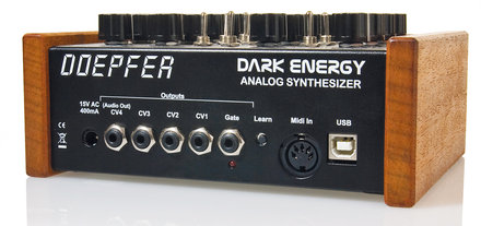 Doepfer dark energy
