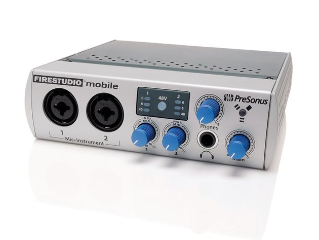 PreSonus FireStudio Mobile (£269)