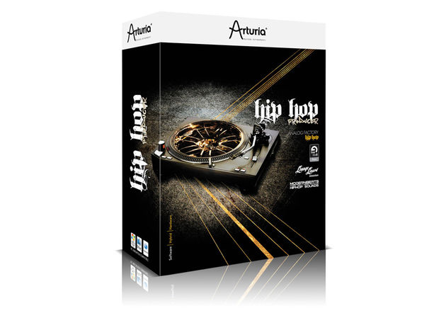 Arturia Hip Hop Producer (£99)