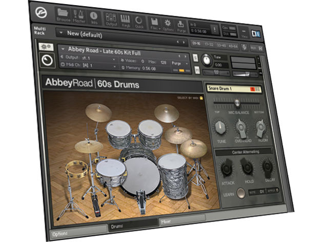 Native Instruments Abbey Road 60s Drums (€99)
