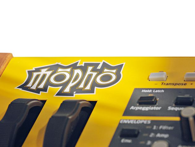 The Mopho Keys provides some much needed interface changes compared to its little bro.