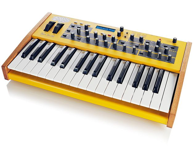 Analogue mono synth from the legendary DSI