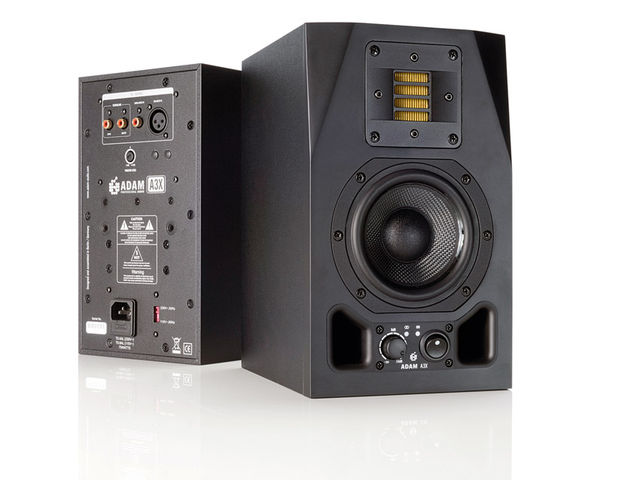 Adam Audio A3X Monitors (£398)