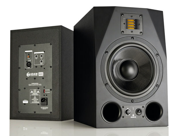 Adam Audio A8X Active Monitors (£1298)