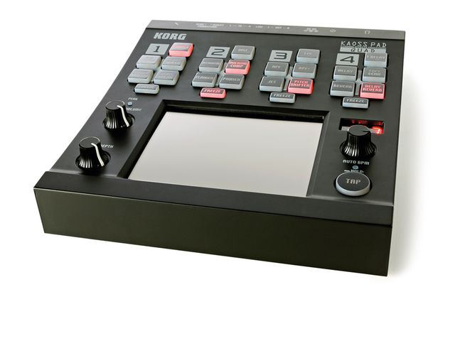 Korg Kaoss Pad Quad (£275)