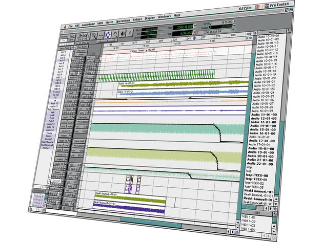Regular software updates have kept Pro Tools consistently at the front of the pack.