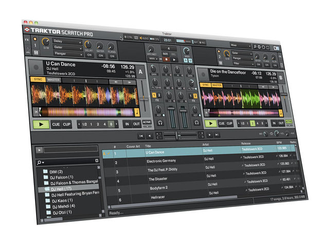 Native Instruments Traktor Pro 2 (€199)