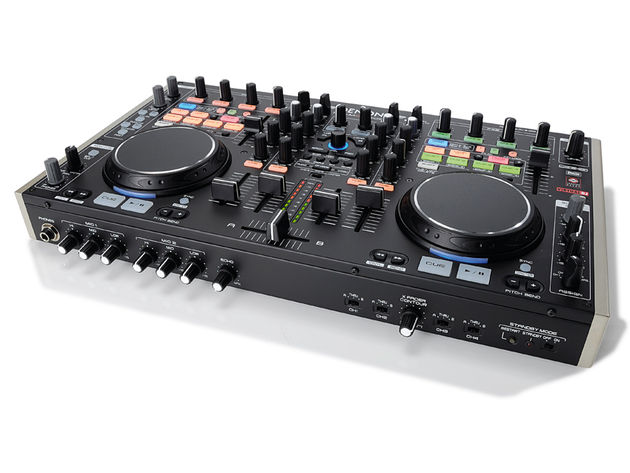 This is a rock-solid all-in-one mixer, audio interface and controller.