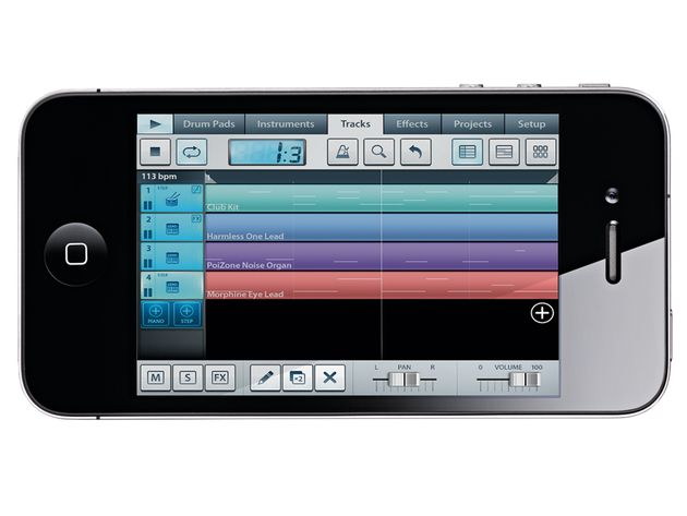 Image-Line FL Studio Mobile HD, £14.99/$19.99