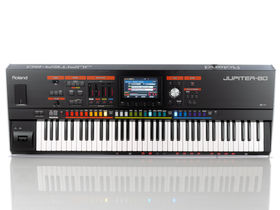 Buy a Roland Jupiter-80 in the UK and get a free iPad 2