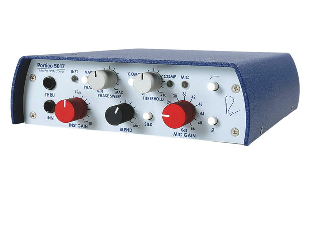 The Portico 5017 offers great sounds in a small box.