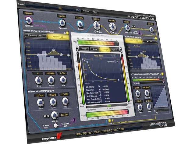 Vengeance-Sound Mastering Suite: Stereo Bundle (£85)