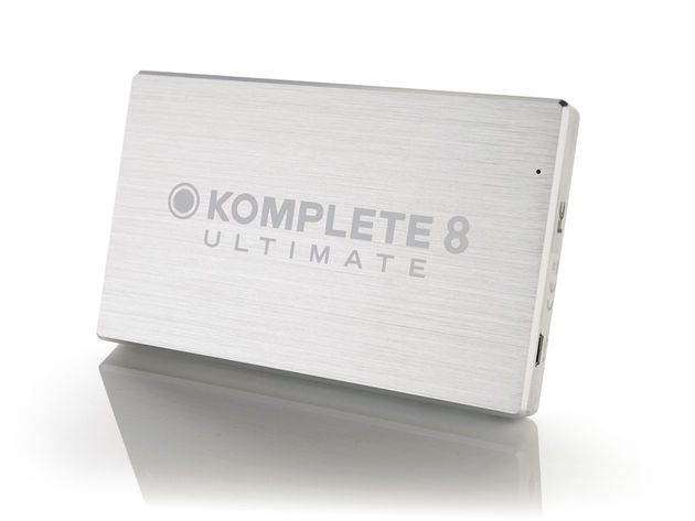 Native Instruments Komplete 8 Ultimate (€999)