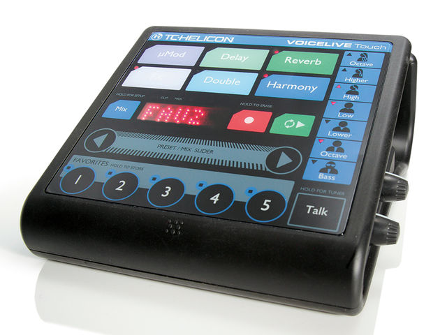 TC Helicon VoiceLive Touch (£415)