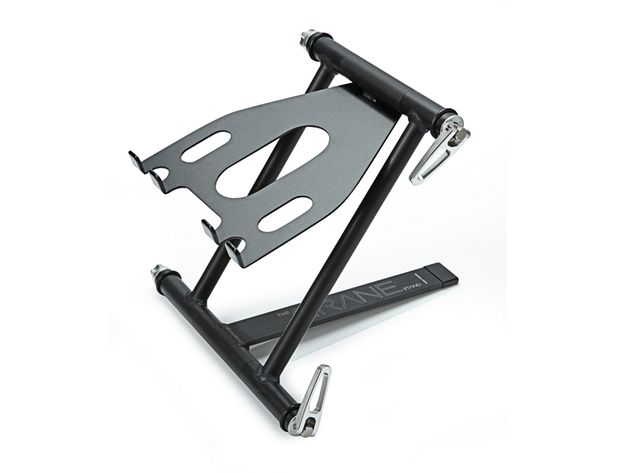 The Crane Stand Pro: overengineered, or just rock-solid?
