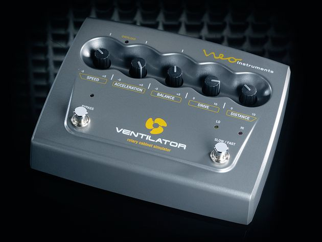 The Neo Instruments Ventilator offers mind-blowingly authentic Leslie emulation.