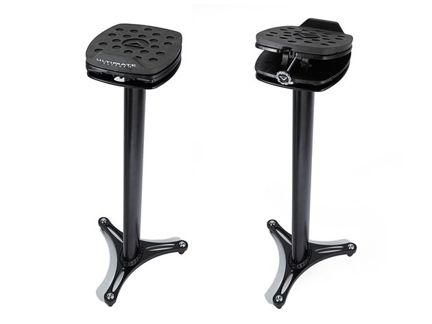 Ultimate Support MS-100 Speaker Stands (£378)