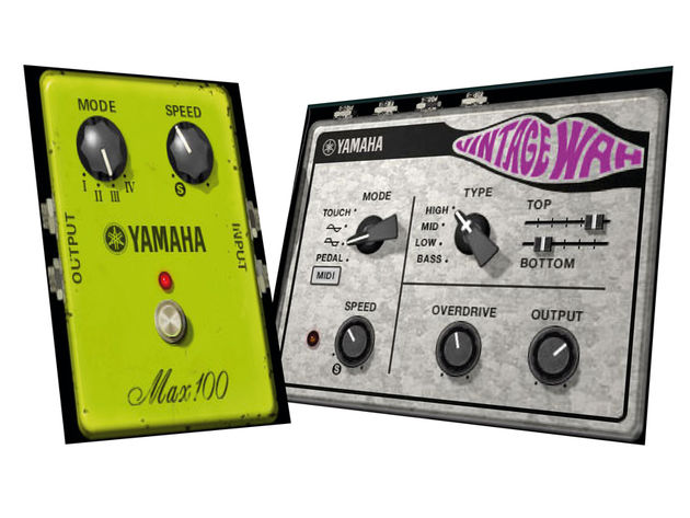 The Vintage Stomp Pack bundle owes its flavours to MXR and Electro-Harmonix products.